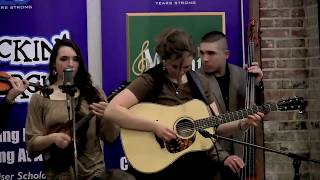 Celtic Style Medley featuring tenor banjo- Salt And Light, Twilight Alive Concert, Kingsport, TN