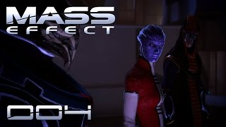 ⚝ MASS EFFECT [004] [Verhandlung mit dem hohen Rat] [Gameplay Let's Play Deutsch German] thumbnail