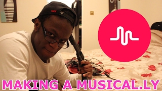 MAKING A MUSICAL.LY