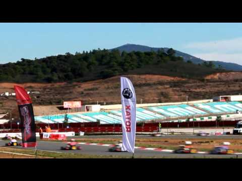 Rotax MAX Challenge Grand Finals 2012 - Race Day