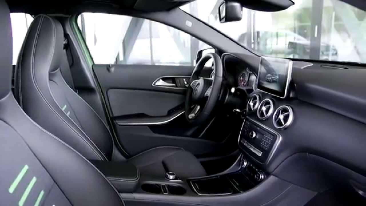 the new mercedes benz a 220 d 4matic interior design