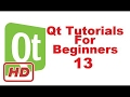 [QT tutorial for beginners] Qt Tutorials For Beginners 13 - Resource Collection Files (.qrc)