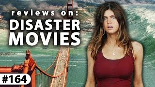 DISASTER MOVIE REVIEWS! -- San Andreas + Dante