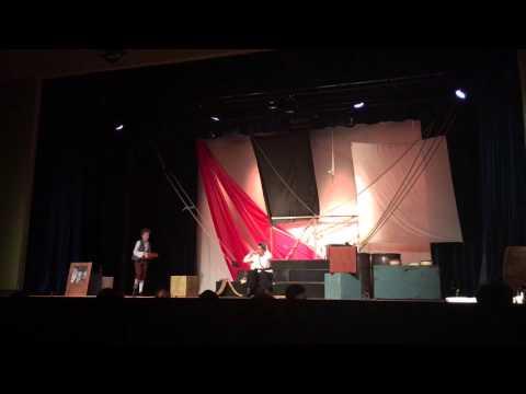 Treasure Island Musical (Opening Scenes)
