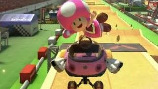 Mario Kart 8 (DLC) - 200cc Egg Cup Grand Prix - 3 Star Ranking