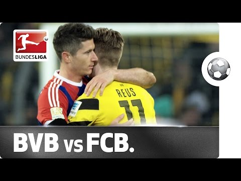 A Bundesliga Blockbuster - Dortmund vs. Bayern in