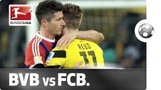 """A Bundesliga Blockbuster - Dortmund vs. Bayern in """"Der Klassiker"""""""