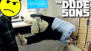 Crazy Fake Retail Salesmen Prank! - The Dudesons