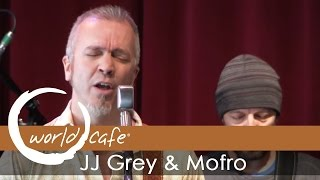 "JJ Grey & Mofro - ""Every Minute"" (Recorded Live for World Cafe)"
