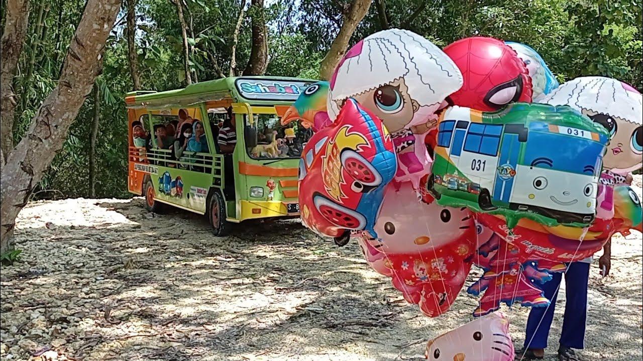 Odong Odong Tayo The Little Bus Gass Santuy ~ Selamat Menjalankan Ibadah Puasa