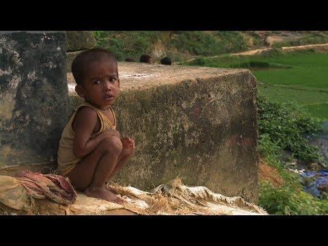 Hundreds of Rohingya Children Arrive in Bangladesh Alone | Radio Free Asia (RFA)