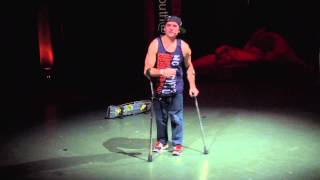 No Excuses, No Limits: Luca Patuelli at TEDxYouth@Montreal