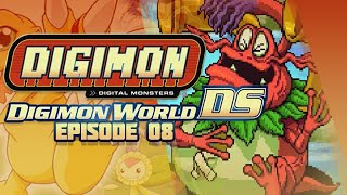 Digimon World DS - Ep 8 - Pagumon,Packet Swamp & ShogunGekomon Boss!