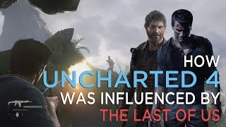 How Uncharted 4 was Influenced by The Last of Us - PlayStation Experience Impressions