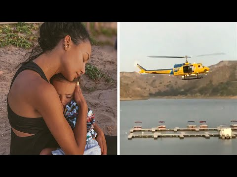 Naya Rivera MISSING After Boat Ride With 4-Year-Old Son
