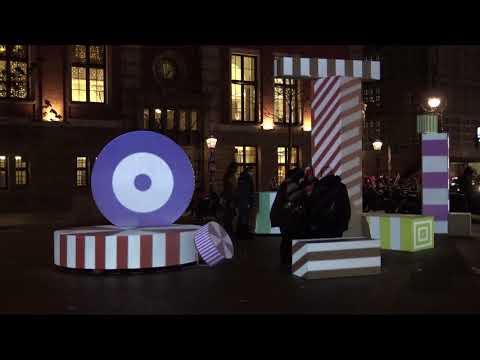 Amsterdam Light Festival 2018-2019