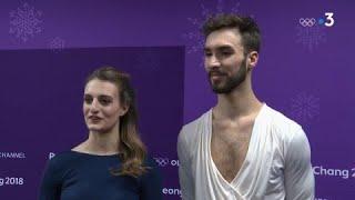 JO 2018 : Patinage artistique - Danse sur Glace. Le couple Cizeron-Papadakis déjà à pied d'oeuvre