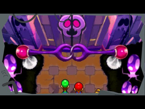 Let S Play Mario Luigi Partners In Time 15a Shroob Castle