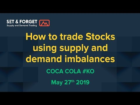Learn How To Trade Stocks Using Supply And Demand Strategy, Coca Cola Forecast