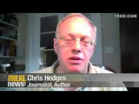 Chris Hedges   INVERTED TOTALITARIANISM