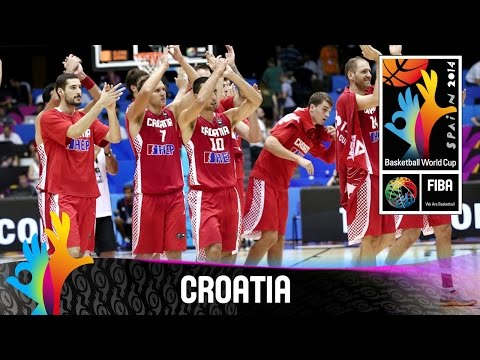 Croatia - Tournament Highlights - 2014 FIBA Basketball World Cup