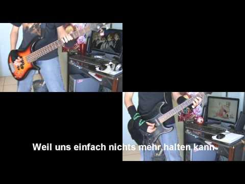 [Vocaloid][Tokio Hotel] Durch Den Monsun (German) [Sunday Siesta] Guitar, bass and Vocaloid Cover