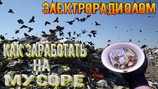 Как и сколько можно заработать на мусоре ● Реальный Заработок ● Учись не Ленись