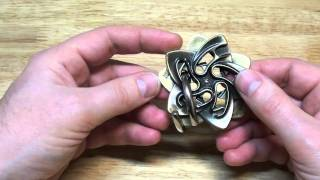 Hanayama Cast Helix Review and Tutorial