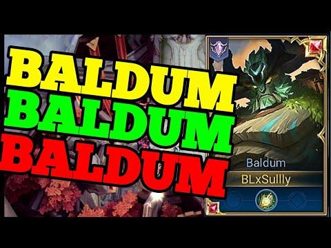 Baldum New Season New Patch | Ranked Gameplay | AoV | Arena of Valor | RoV | Liên Quân Mobile | 傳說對決