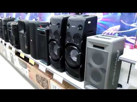 Музыкальные системы Pioneer, Sony, JBL, Soundstream, LG, Telefunken, SPL.