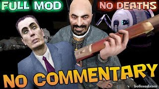 ★Who Needs HL3?! ★ Half-Life 2: KILL THE MONK - Full Walkthrough 【NO Commentary】