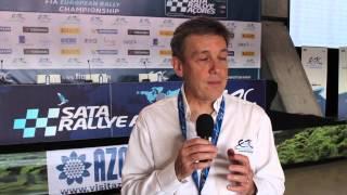 Live Sport Production: Gilbert Roy, Eurosport Events