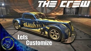 The Crew (PC) HotRod HuP One Circuit Class | Full Detailed Customization