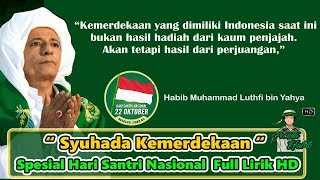 "Download Video Lagu Terbaru Mars Hari Santri Nasional 22 Oktober - ""Syuhada Kemerdekaan"" - FULL LIRIK HD MP3 3GP MP4"