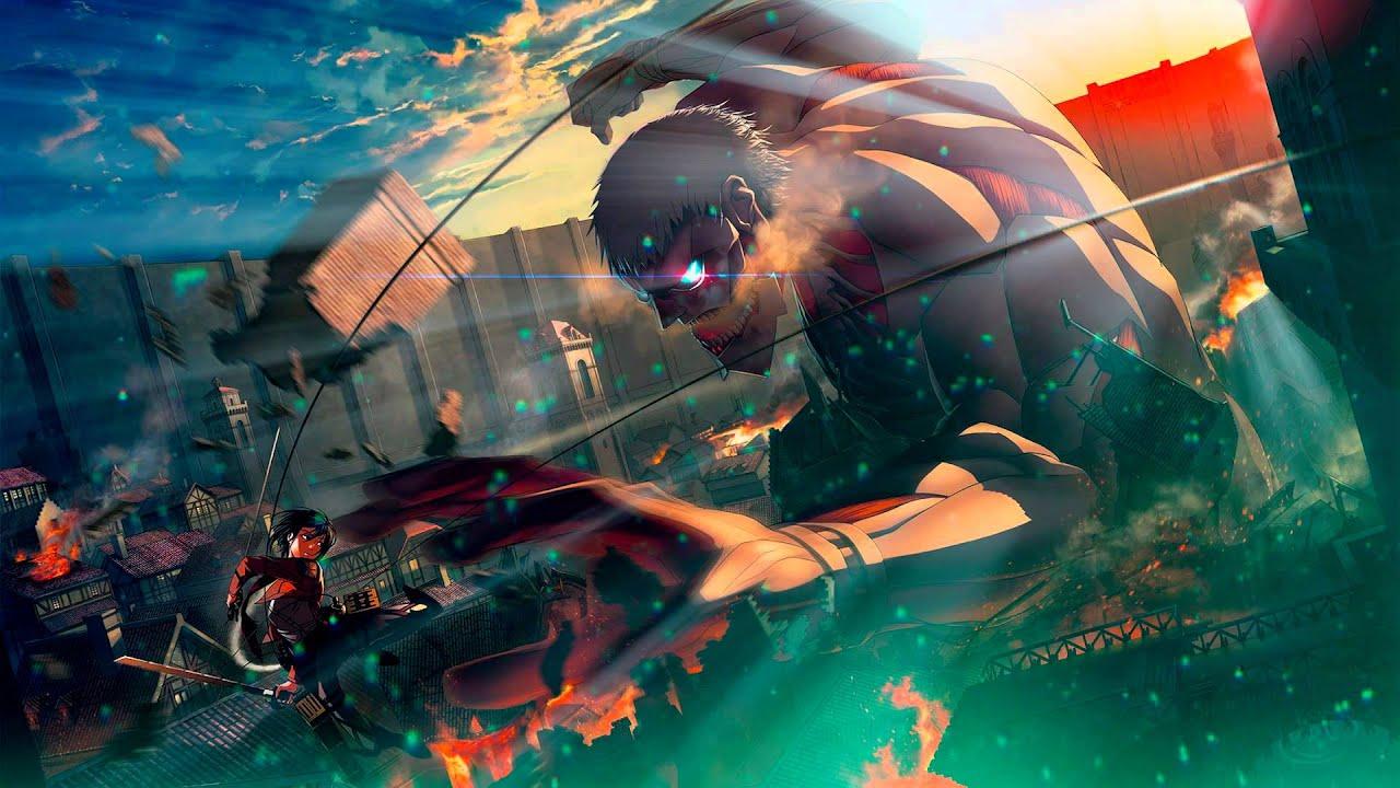 Attack On Titan Japanese Opening Theme Song Full~Nightcore ...