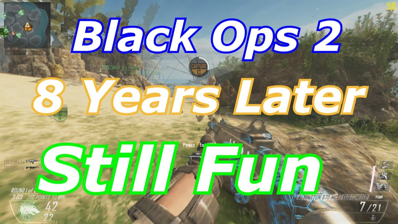 Black ops 2 Game of the Year? - Activision Community