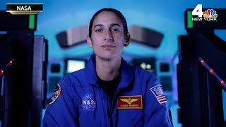 NY Native Tells Kids How to become a NASA Astronaut | NBC New York