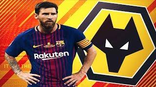 Baixar Transfer Messi in Premier League Pleaca de la Barcelona WOW || FIFA 18 România Wolves #34