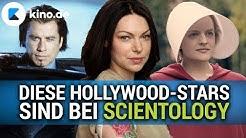 Diese Hollywood-Stars sind bei Scientology