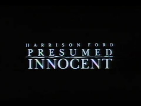 Presumed Innocent (1990) - Official Trailer