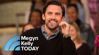 Milo Ventimiglia Talks About Jack's Death On 'This Is Us,' Season Finale | Megyn Kelly TODAY