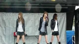 SHAKE『残酷な天使のテーゼ』~SHOW UP FINAL at ODAIBA 2011『1部』~ 南結衣 動画 22