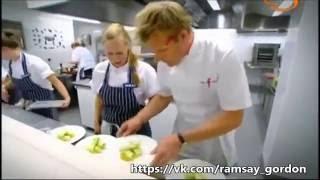 Крабовые роллы со свежой сальсой из манго -рецепт от Гордона Рамзи