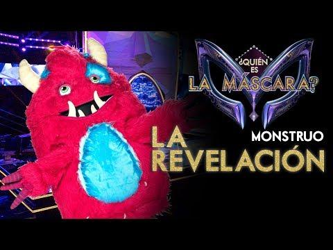 La Revelación de Monstruo | ¿Quién es la Máscara?