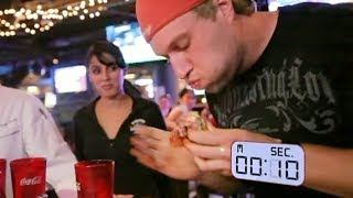 Furious World Tour - Chicago - Bacon Bomb and Burger Challenges - Part 1 - Abenteuer Leben