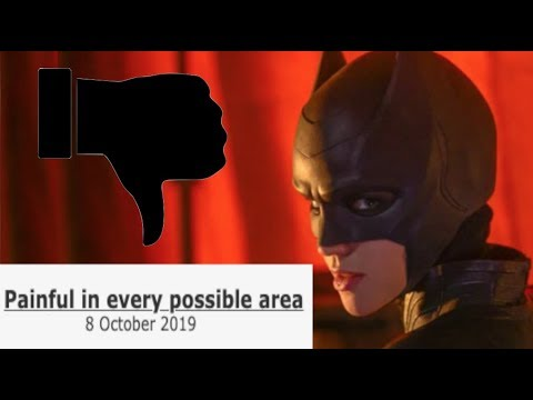 Batwoman Continues To Get DESTROYED By Audiences