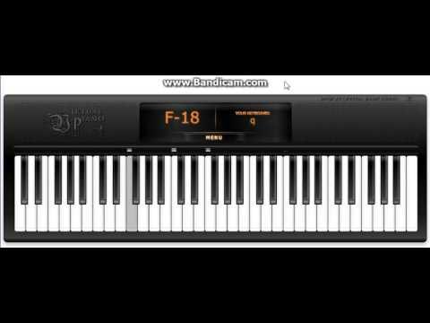 Clair de Lune - Claude Debussy, by Benjamin P.