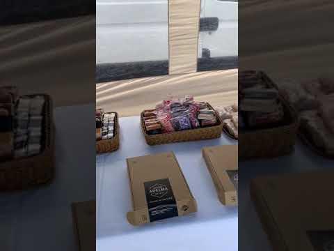 El Grupo Adelma ofrece a los transportistas comida y bebida durante sus trayectos
