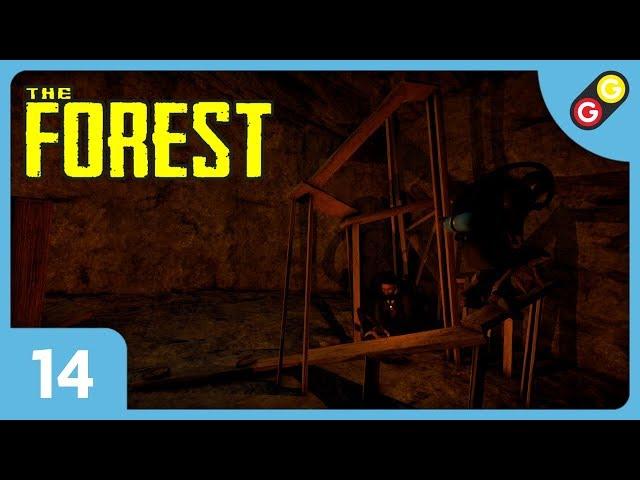 The Forest - Let's Play 3 #14 On trouve des structures étranges ! [FR]