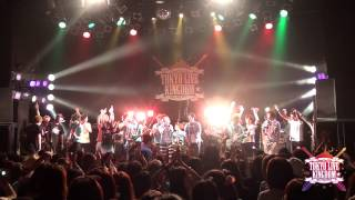 Brand New VibeのTokyo LIVE Kingdom☆【王国ムービーVol.5】
